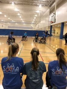 wheelchair bb tournament