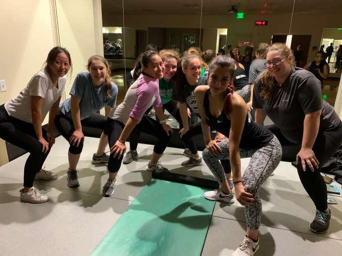 workout social